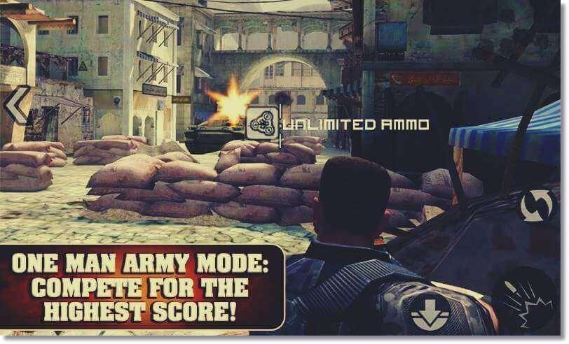 Frontline Commando APK Download