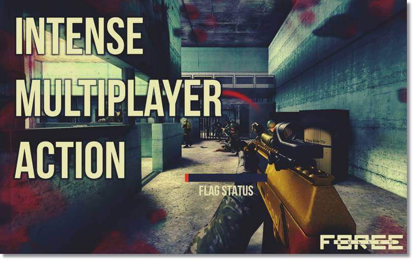 Bullet Force FPS Game For Android