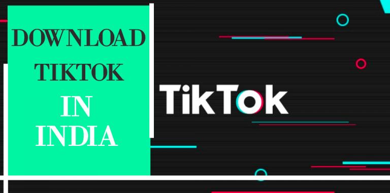 Download TikTok In India
