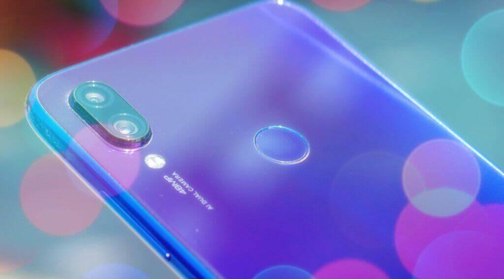 Xiaomi Redmi Note 7 Pro Banner