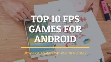 android fps games