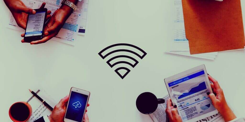 WiFi in Office Table