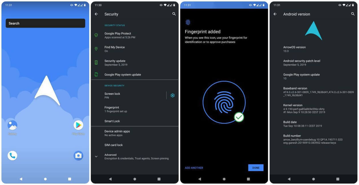 Upgrade Poco F1 To Android 10