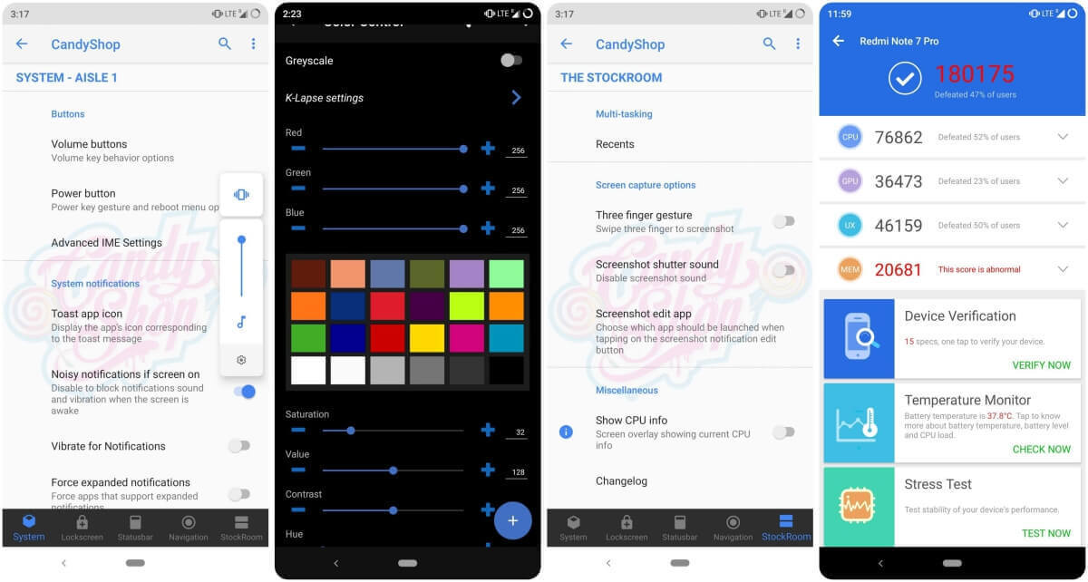 Redmi Note 7 Pro Custom ROMS