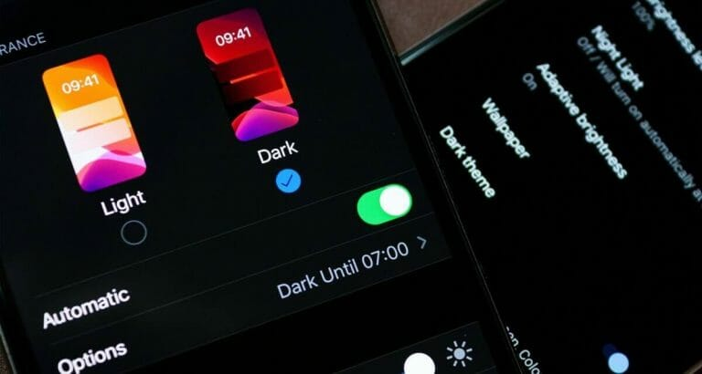 Dark Mode Applications For Android
