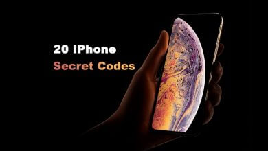 Photo of 20 iPhone Secret Codes You Didn't Know