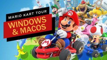 Play Mario Kart On Windows 10