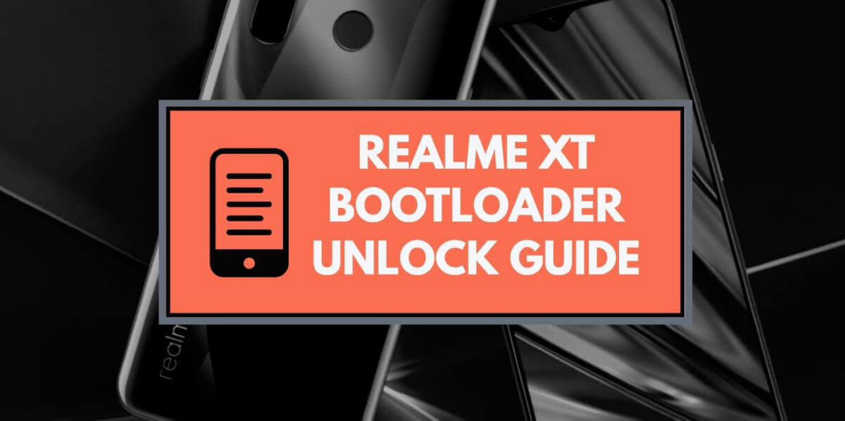 Realme XT Bootloader Unlocking Guide