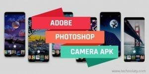 adobe photoshop camera apk