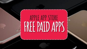 free paid apps from app store