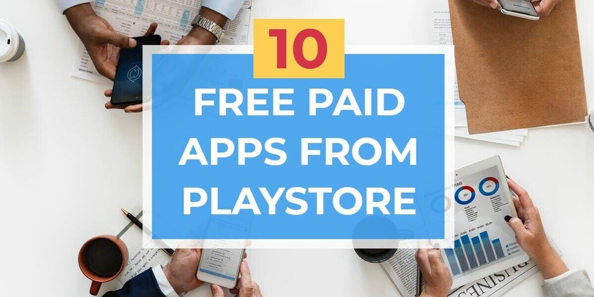 free premium apps on playstore