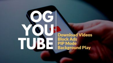 Photo of Get Latest OGYouTube APK For Android 2020