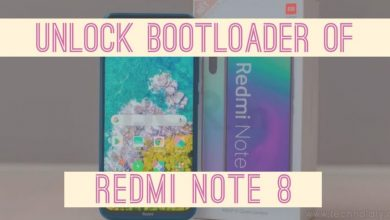 Photo of How To Unlock Redmi Note 8 Bootloader and Install TWRP