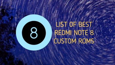 Photo of List Of Best Redmi Note 8 Custom ROMS [Android 10]