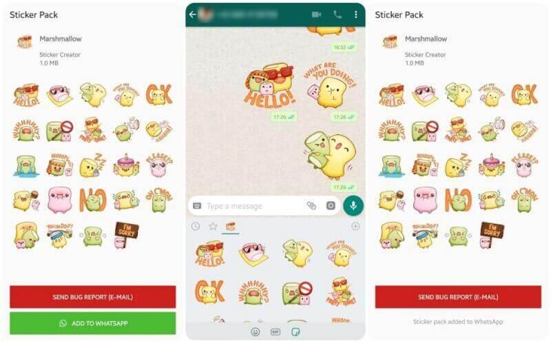 whatsapp stickers apps