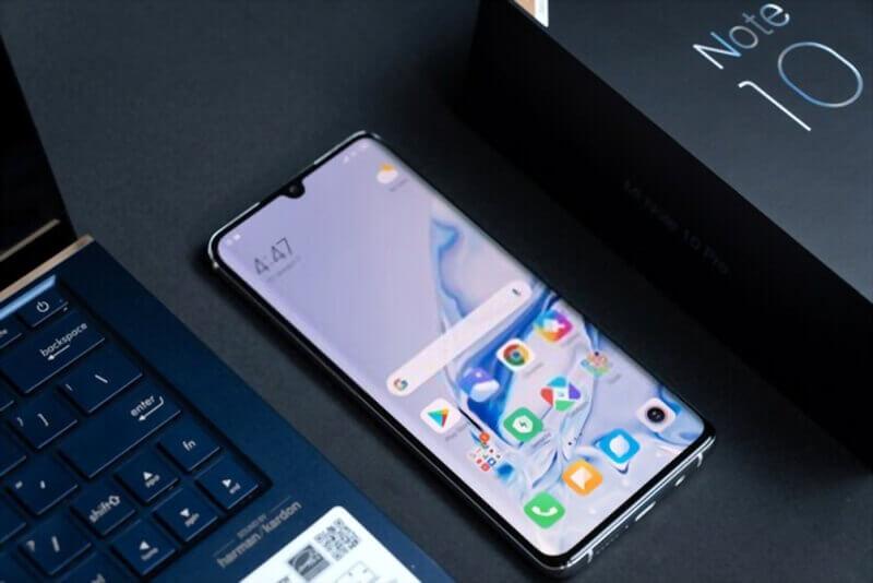 Unlock Xiaomi Mi Note 10 Bootloader