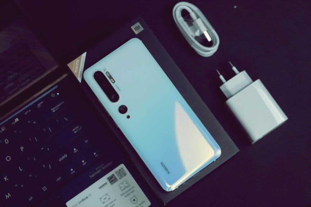 Unlock Mi Note 10 Bootloader