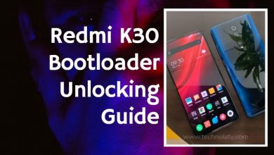 Photo of Guide To Unlock Bootloader On Redmi K30