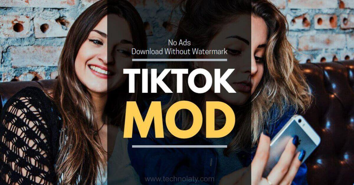 TikTok Mod Banner