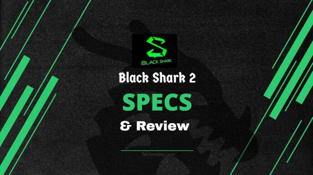 Black Shark 2 Specs