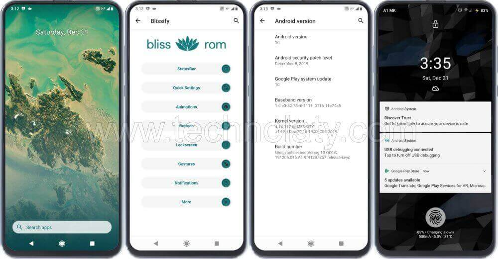 Redmi K20 Pro Android 10 ROM