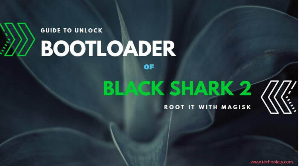Unlock Bootloader of Black Shark 2