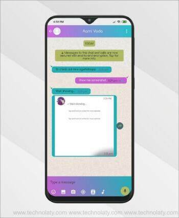 Send custom file using Fouad WhatsApp
