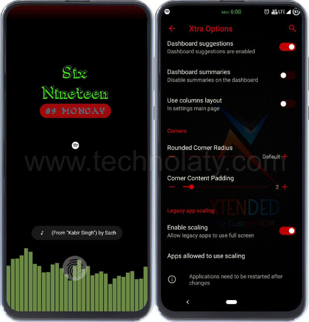 Android 10 custom ROM for Redmi K20 Pro