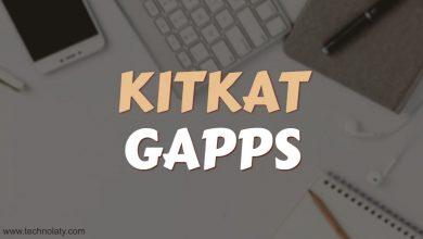 Photo of Gapps 4.4 – For All KitKat Based Custom ROMS