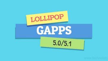 Gapps 5.1
