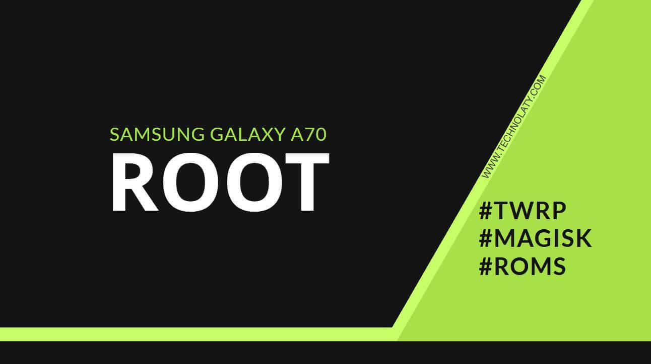 Root Samsung Galaxy A70
