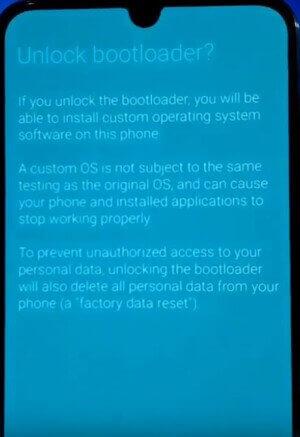 unlock bootloader on galaxy a70