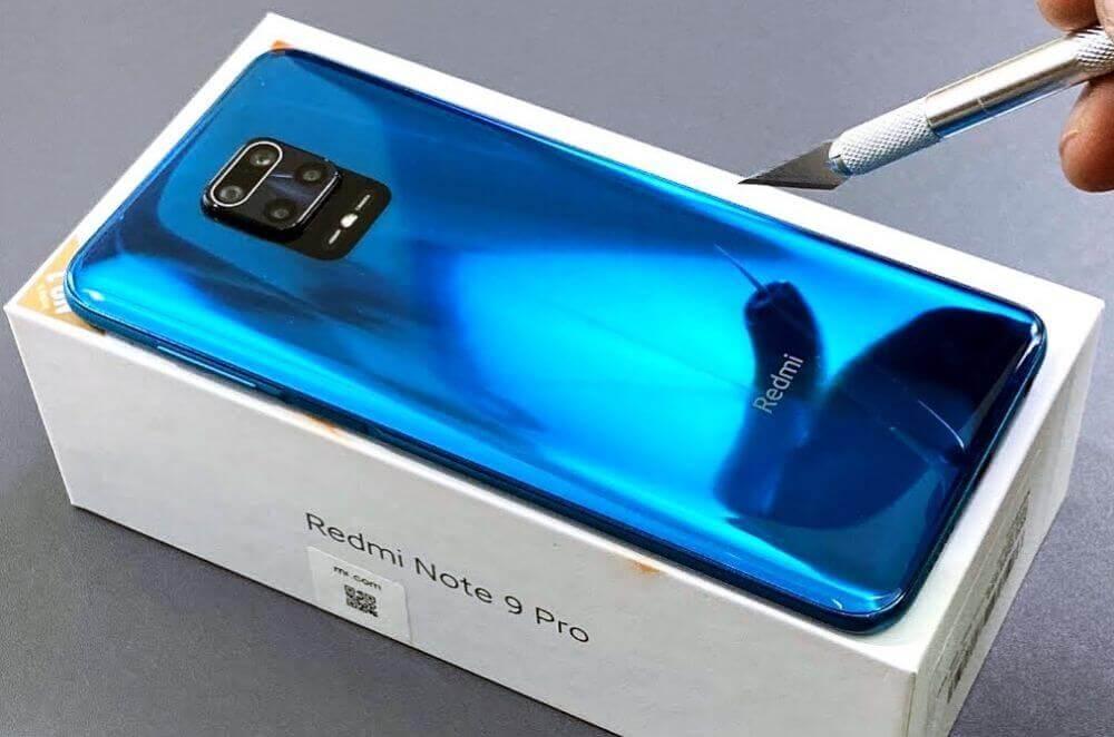 Redmi Note 9 Pro Bootloader