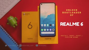 Realme 6 Bootloader Unlocking Guide