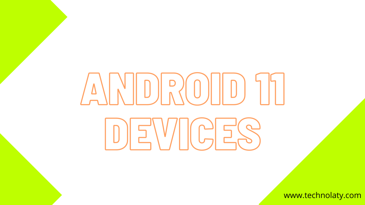 android 11 device update