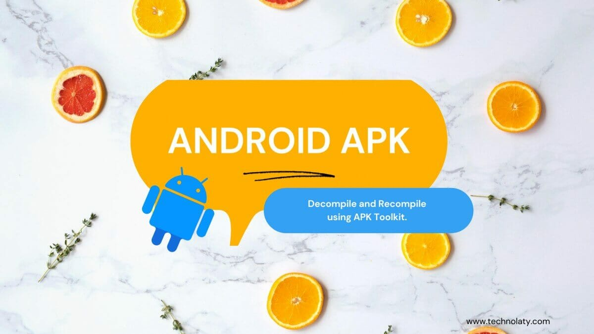 Android APK Toolkit