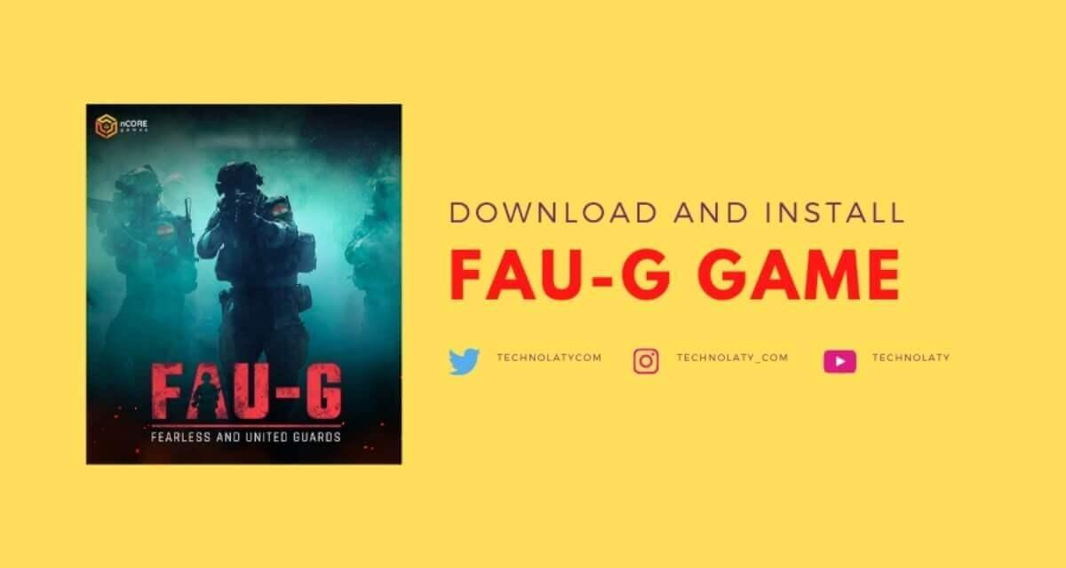 Download FauG Game APK