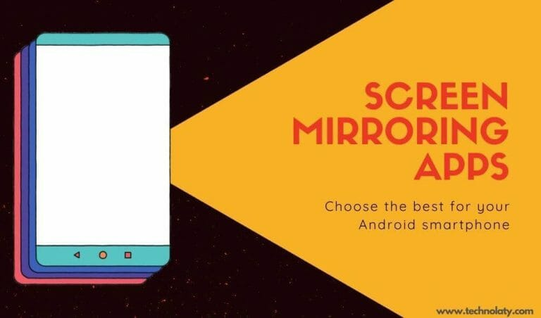 Android Screen Mirroring App