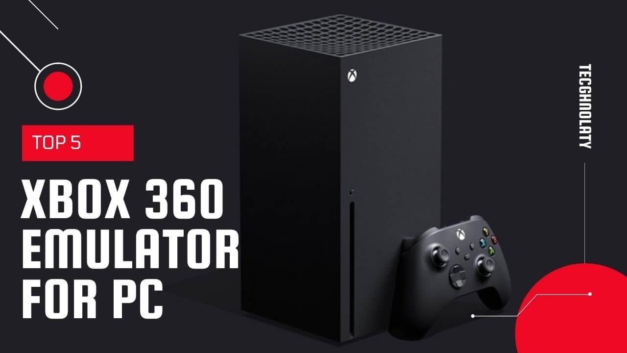 Download emulator for xbox 360