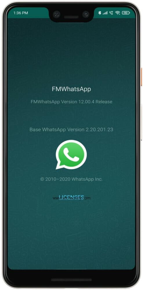 FM WhatsApp Latest APK