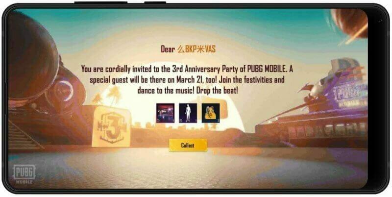 PUBG Mobile 1.3 APK
