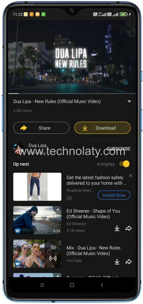 SnapTube Latest APK Download