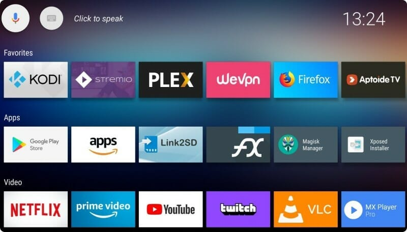 Android TV Port On Fire TV Stick