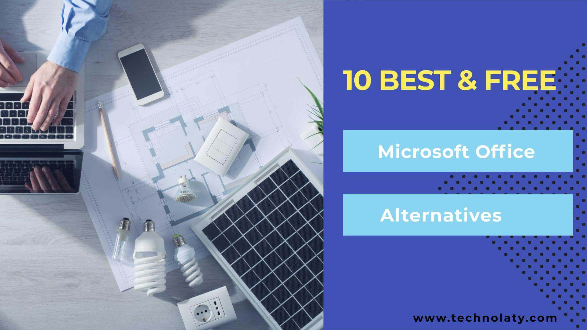 Alternative Software's To MS Office