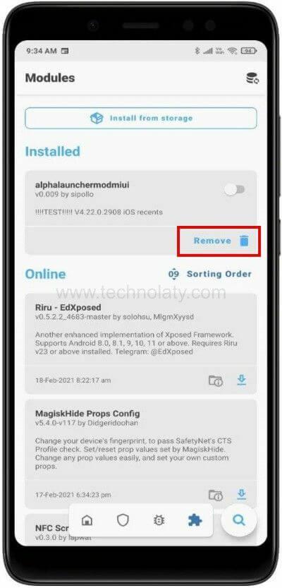 Xiaomi iOS Style Mod
