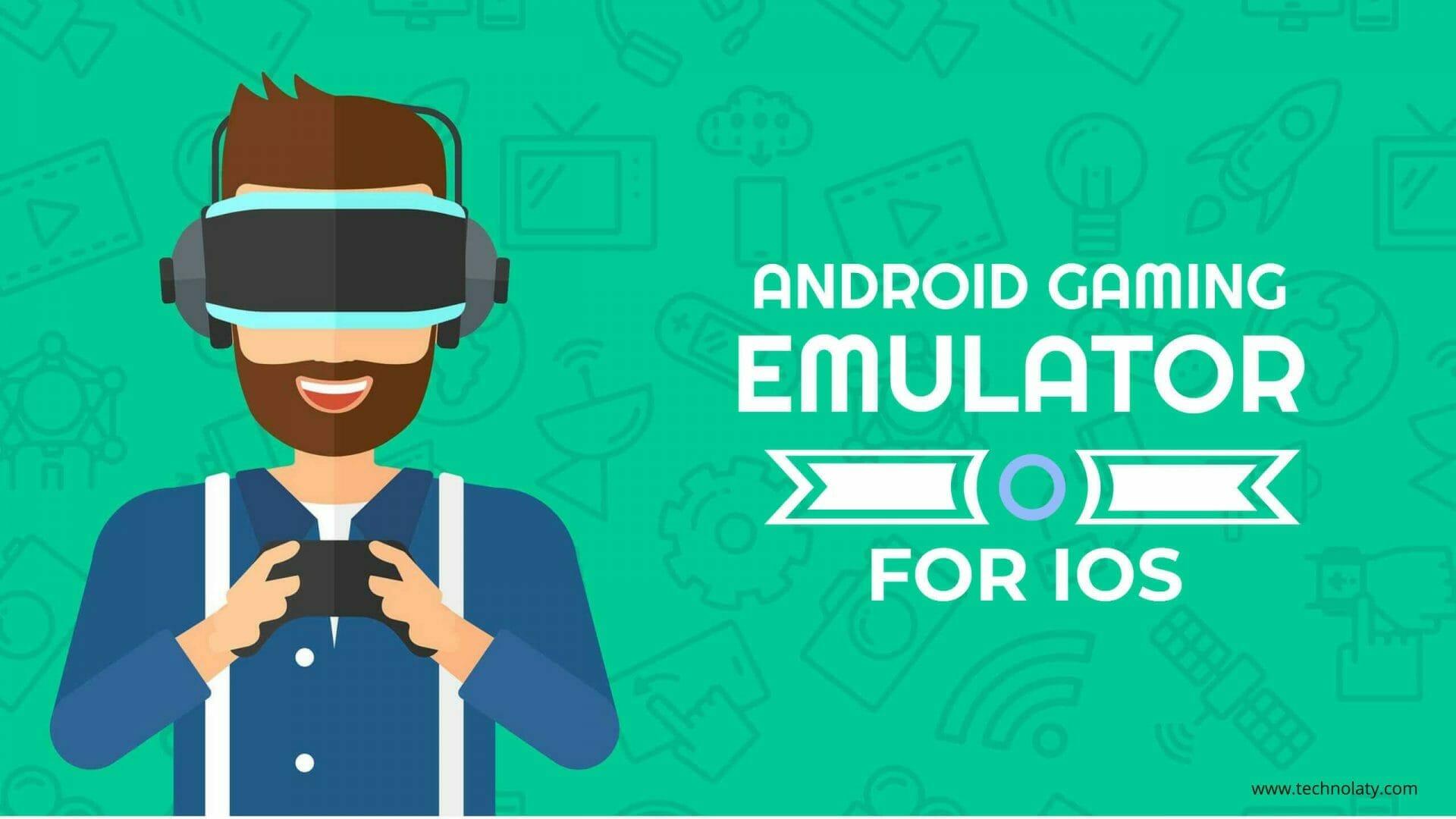 IOS Gaming Emulator for pc