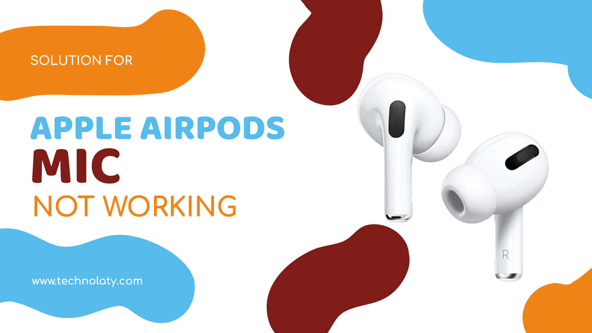 Solution To Apple Airpods Mic Not Working