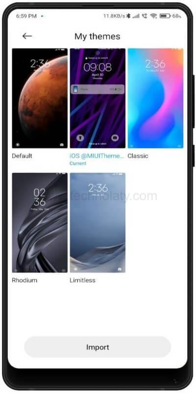 Xiaomi Redmi Note 8 Pro Android 11
