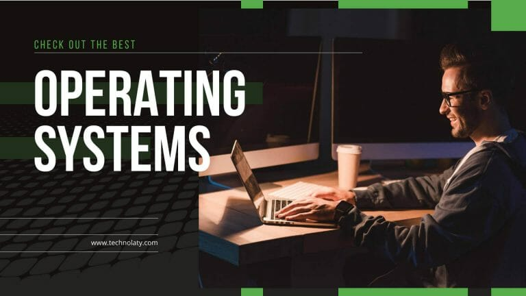 Top 5 Operating Systems