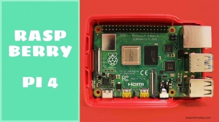 Rasberry Pi 4